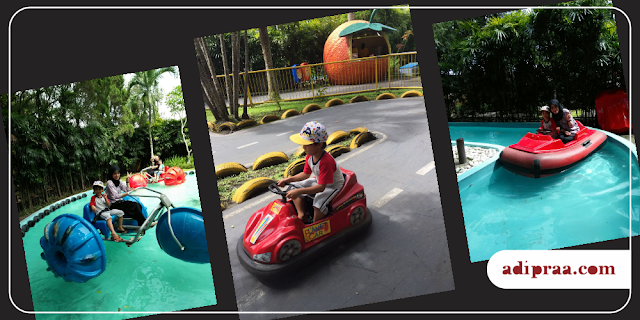 Wahana Permainan di Kids Fun Yogyakarta | adipraa.com
