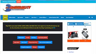 5 Situs Download dan Streaming Anime Sub Indonesia Terbaik