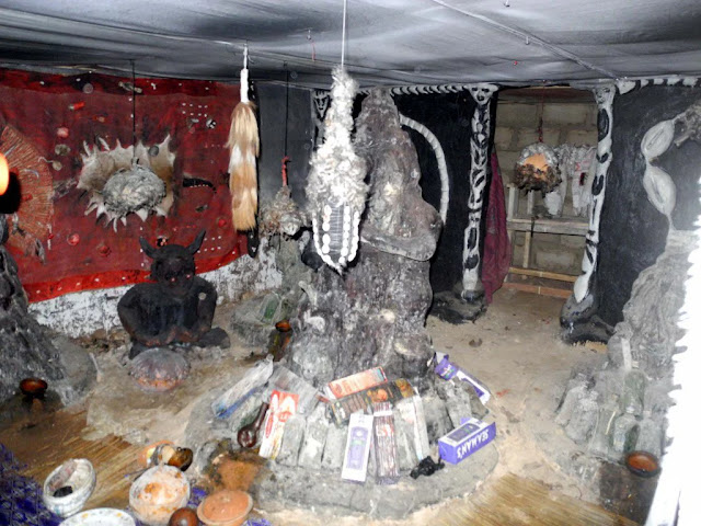 Image result for ritualist africa