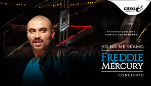 Yo No Me Llamo Freddie Mercury