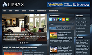 Limax+Blogger+Template
