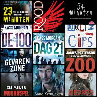 De Fontein, Blossom Books, Cargo, HarperCollins, Moon, Querido, LS, Clavis
