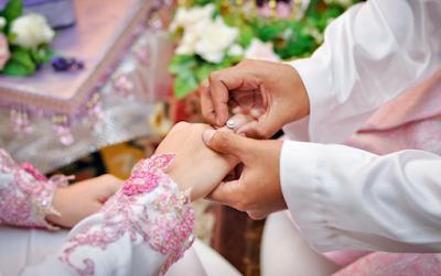 foto lamaran pernikahan   surat contoh