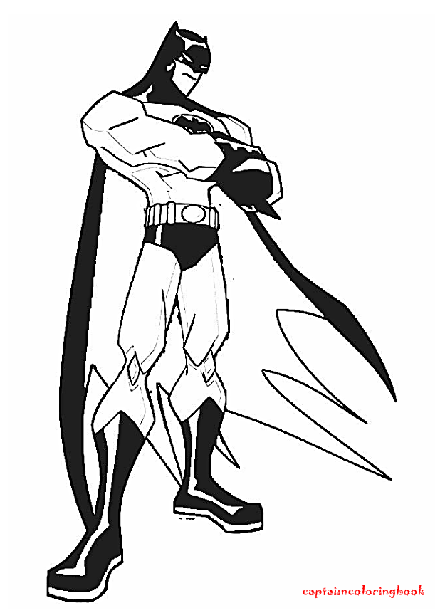 This is a graphic of Obsessed batman beyond coloring pages