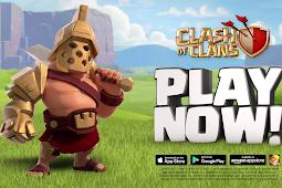 Skin Baru Gladiator untuk Barbarian King Clash Of Clans