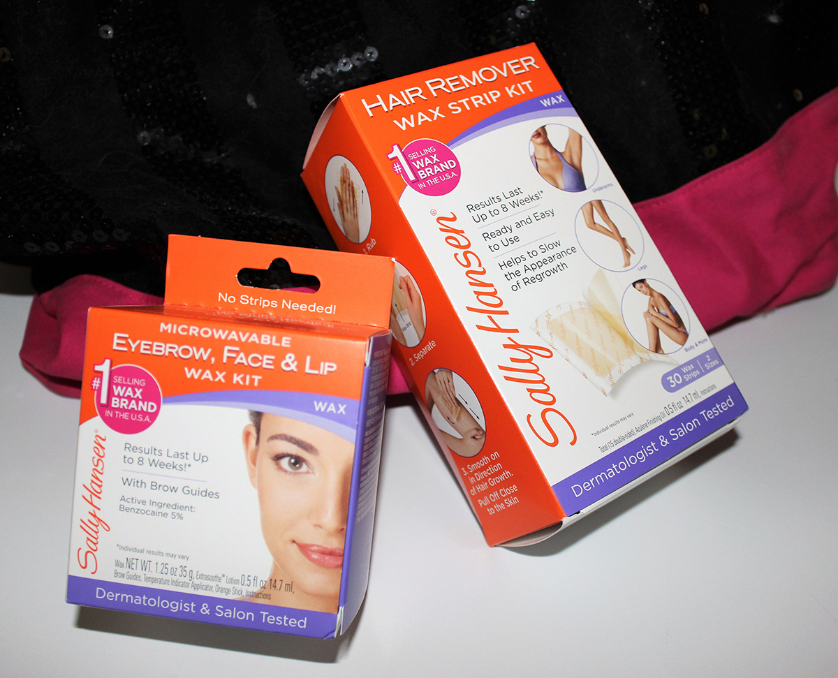 Sally Hansen Waxing Kits