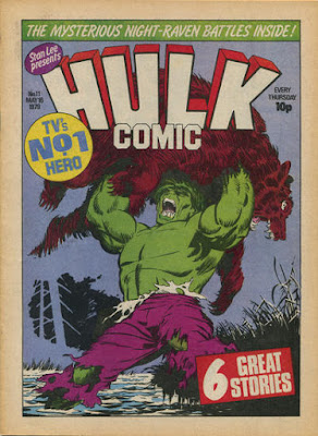 Hulk Comic #11
