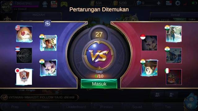 Saat ini cara bermain game Mobile Legends memang menjadi hal yang cukup menarik lantaran  Cara Berbermain Mobile Legends Dengan VPN