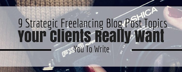 9 Strategic Freelancing Blog Post Topics Your Clients Really Want You to Write: WikiAskMe