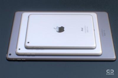 Apple Akan Rilis iPad 12,9 Inci Awal 2015