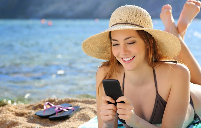 Como usar o celular à vontade no exterior