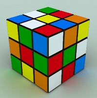 Big data - Sebuah Rubik Cube