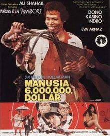 Warkop DKI: Manusia 6.000.000 Dollar 1981 WEBRip