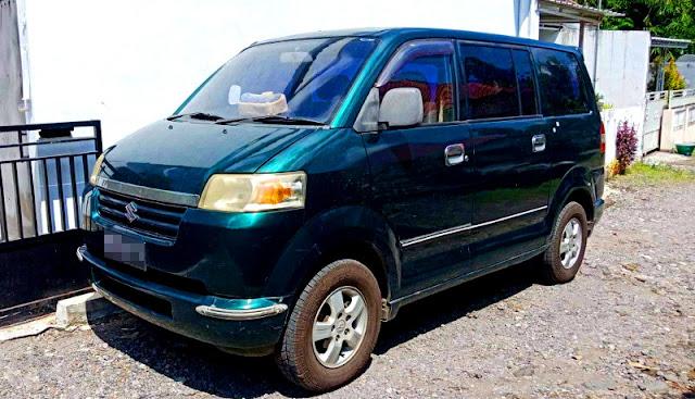 Sejarah Perjalanan Suzuki Carry APV di Indonesia