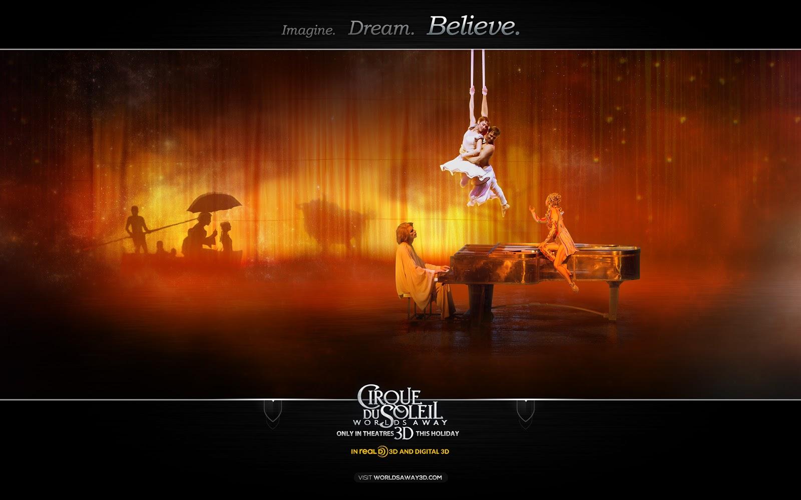 Thor 3d Hd Wallpaper Wallpapers Hd Cirque Du Soleil Fondos De Pantalla