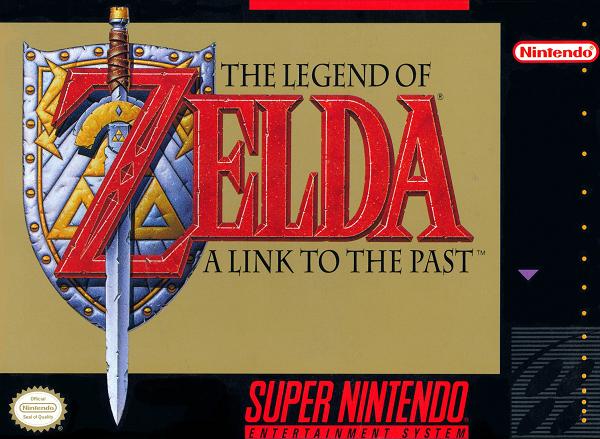 The Legend of Zelda: A Link to the Past [Español] - Portada