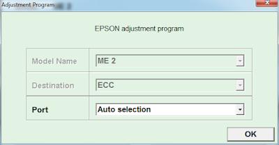Resetter Epson Stylus C59