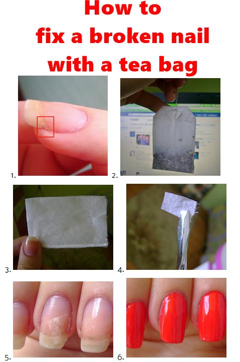 Konad Addict: How to fix a broken nail