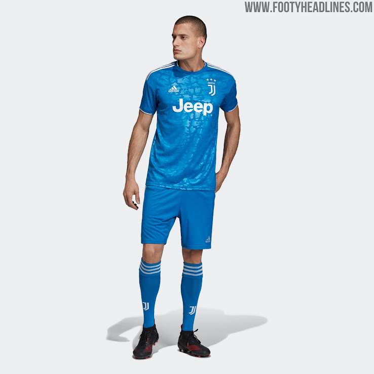 finest selection 0eb31 c7e17 Juventus 19-20 Third Kit Released - Footy Headlines