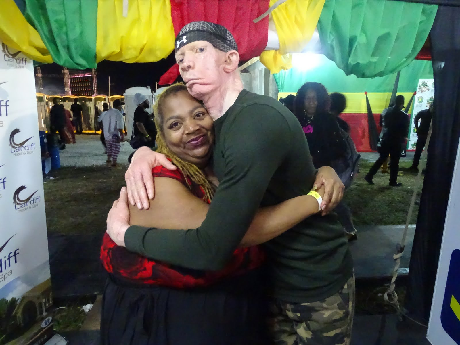 King Yellowman & DJ Bubbles