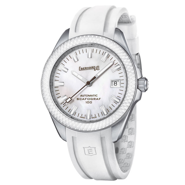 Eberhard & Co. Scafograf 100 For Elegant Lady