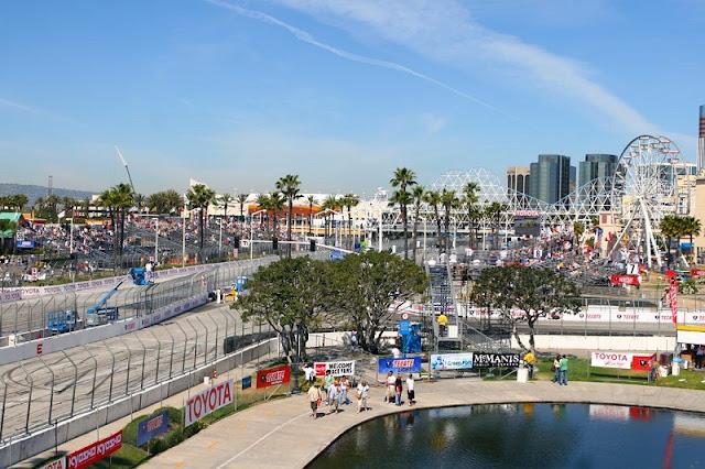 Ir com criança na Shoreline Village em Long Beach