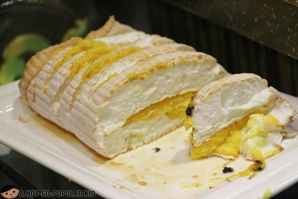 Brazo de Mercedes of The Buffet