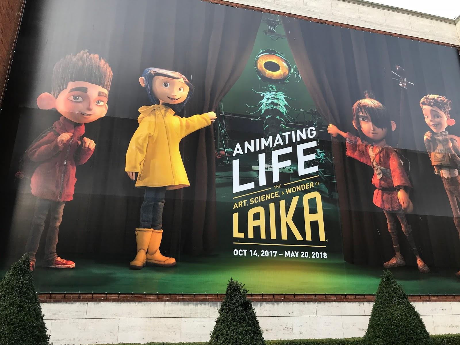 Who Needs Reality Tv Portland Art Museum And The Laika Exhibit
