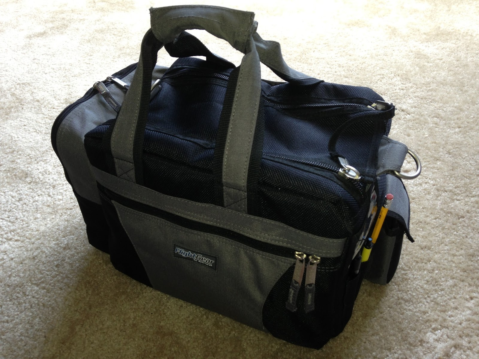 Sporty S Vfr Flight Gear Bag