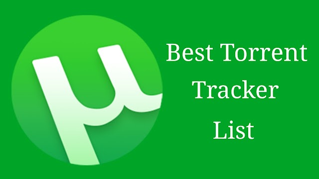 Best Torrent Tracker List for download high speed