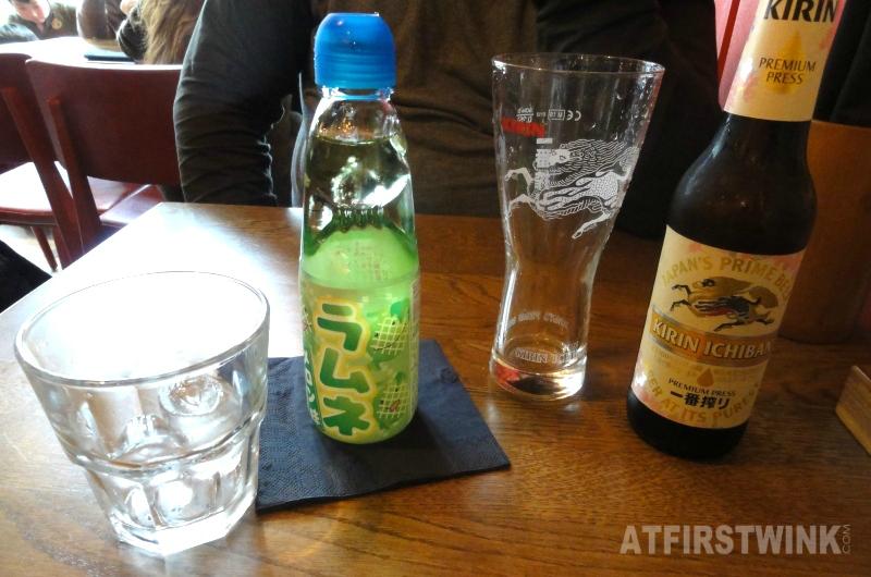 Takumi Düsseldorf Rotterdam melon ramune soda kirin beer