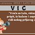 """VIC: """"Vraća se Lala, vidno pripit, iz kafane i usput vidi nekog prljavog i..."""""""