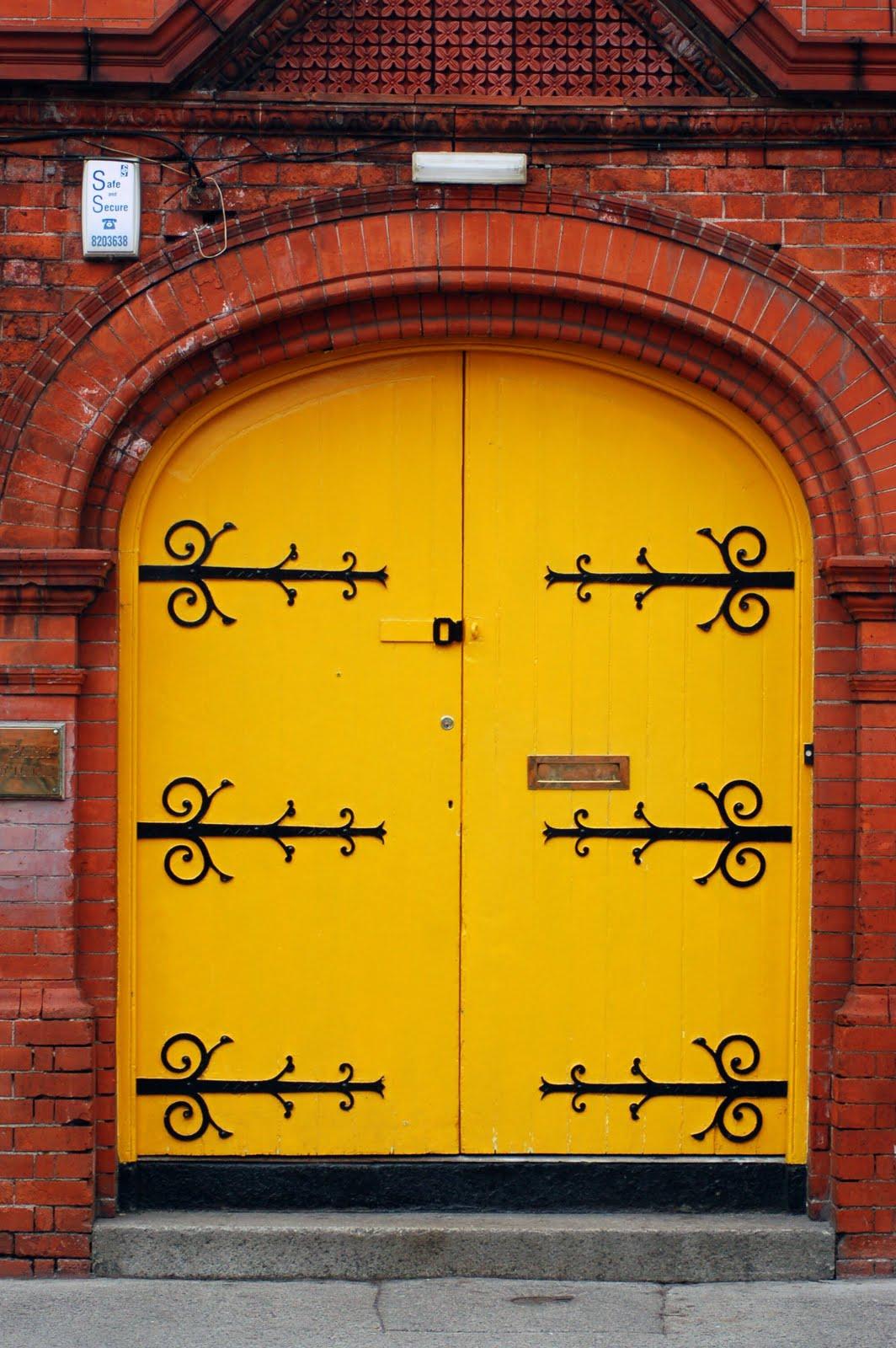 Imagination Lane Irish Doors