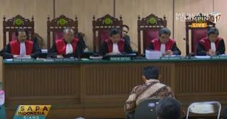 Jadi Saksi Sidang Ahok, Ketum MUI : Ahok Tidak Patut Bahas Al Maidah Karena Dia Bukan Muslim