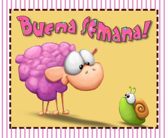 oveja y caracol Buena Semana