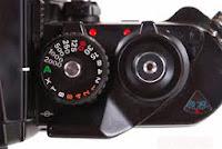 Mode Dial Nikon F3