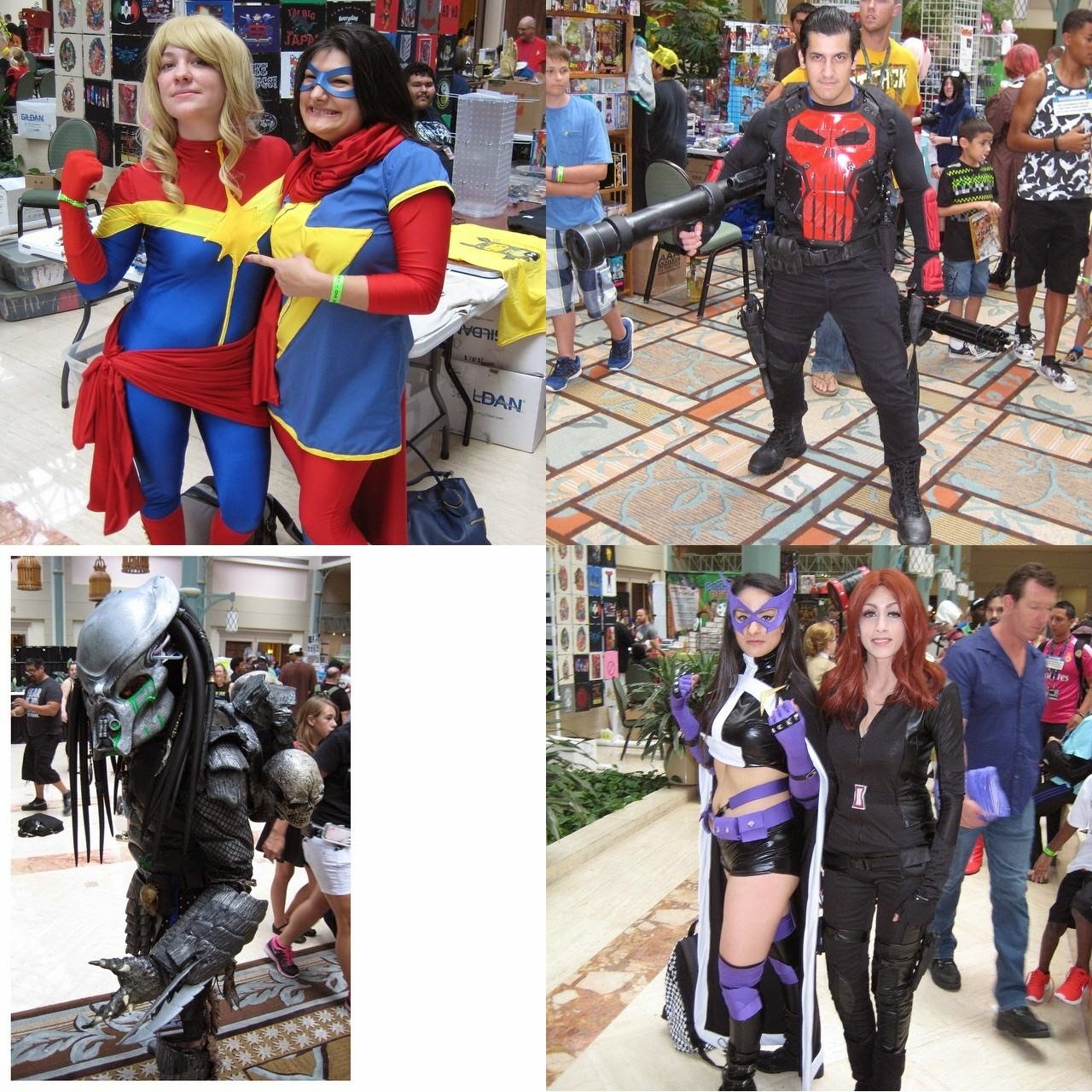 Con Report: The Houston Con 2014