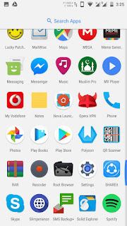 Custom Rom AOSP Extended New [AEX] For Andromax A -