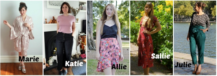 Diary of a Chain Stitcher : September Indie Pattern Update!