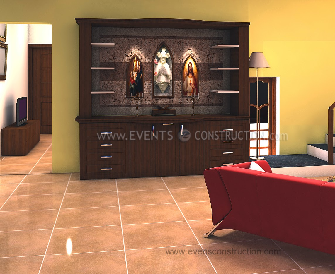 Evens Construction Pvt Ltd Roopakoode At Prayer Hall