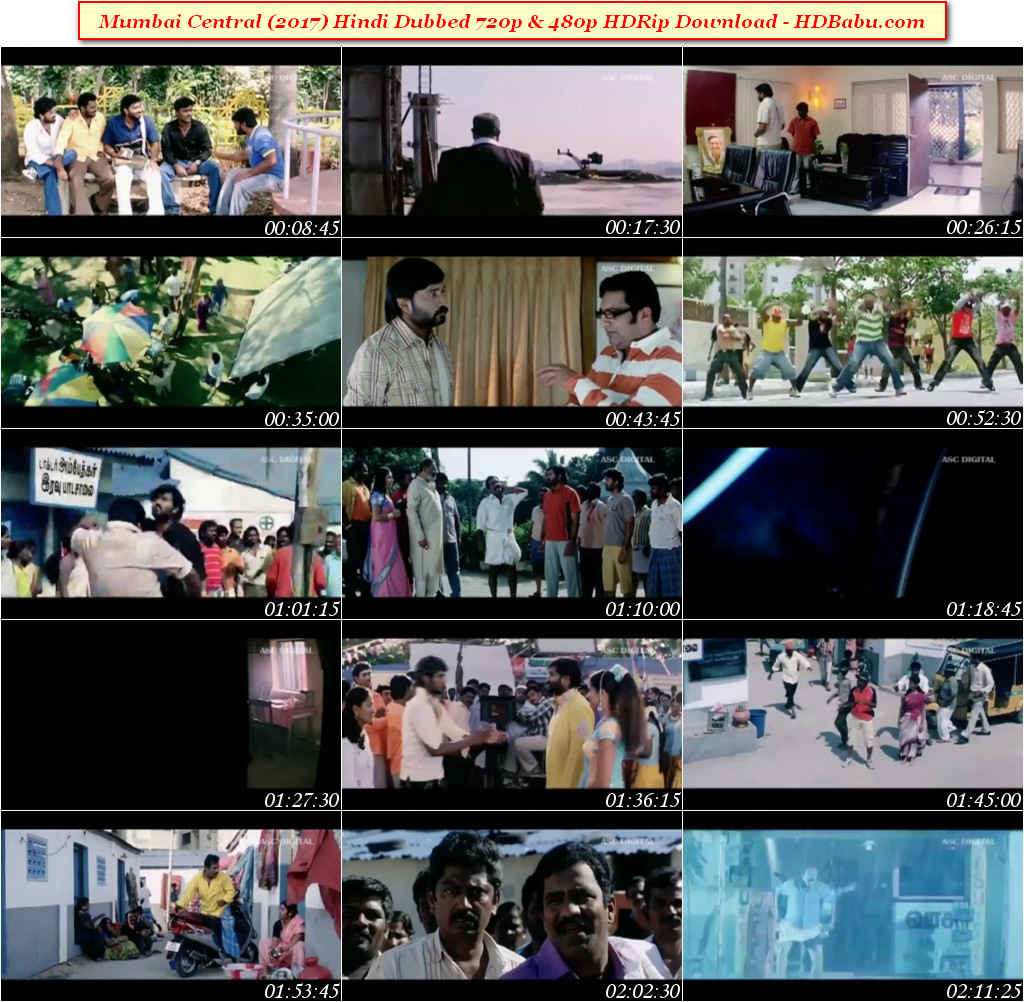 Mumbai Central Hindi Dubbed Full Movie Download