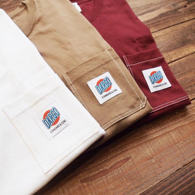【Working Pocket Sweat Shirt 3シーズン使えるポケットスウェットです】
