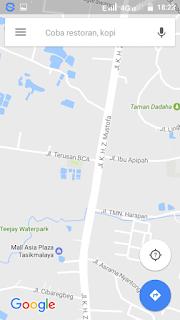 Cara Menggunakan Google Maps Google Earth Tanpa Koneksi Internet di Hp Android
