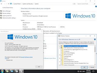 Download Windows.10 V1709 Lite Edition V6 X64 2018 Preactivated