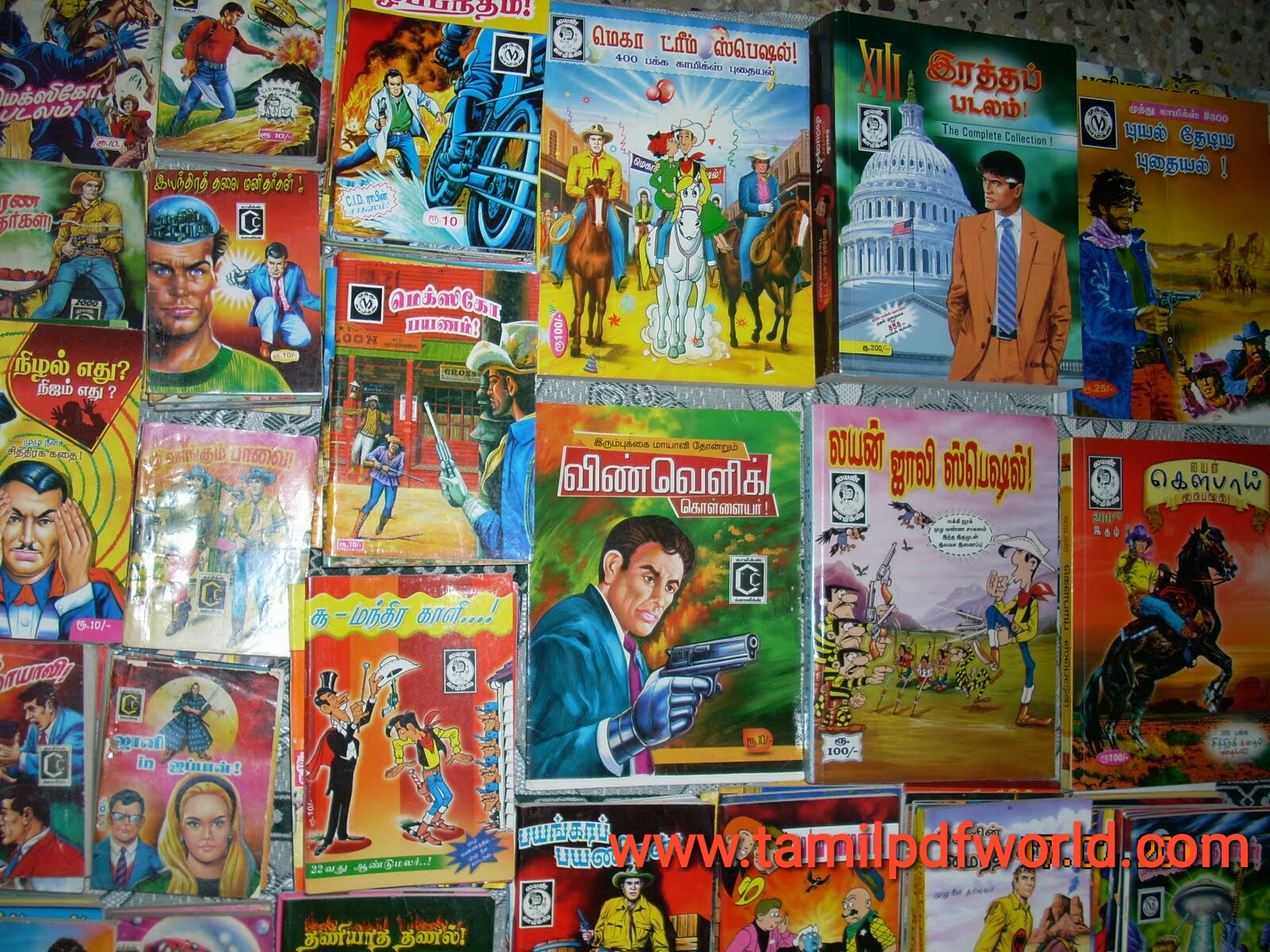 Tamil Comics Pdf