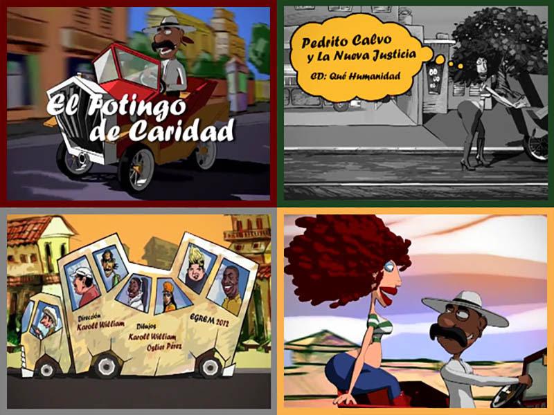 Pedrito Calvo y La Nueva Justicia - ¨El Fotingo de Caridad¨ - Videoclip - Dirección: Karoll William. Portal Del Vídeo Clip Cubano - 01