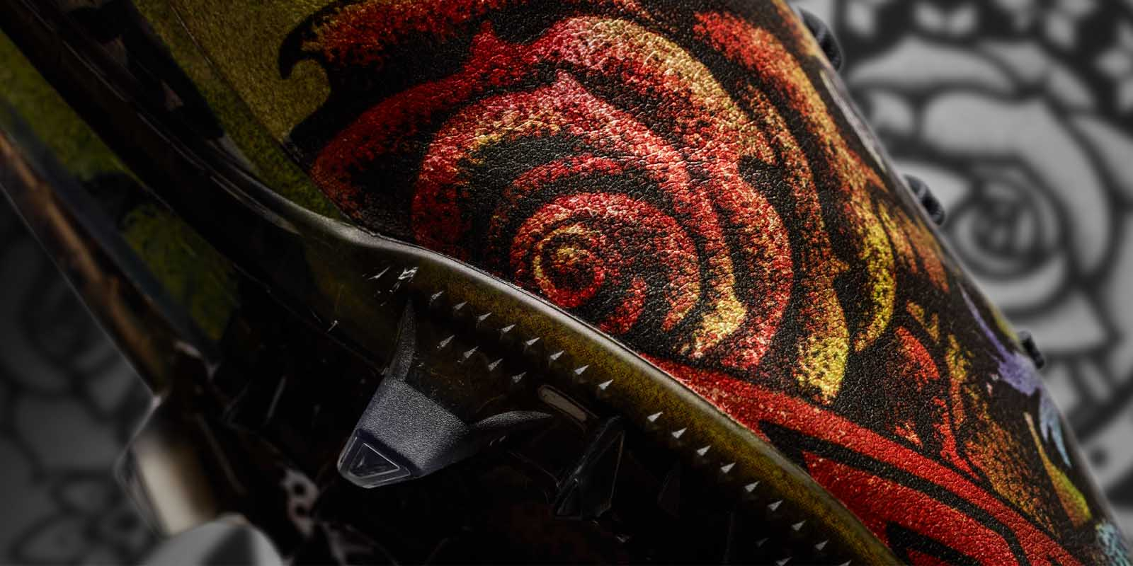 adidas f50 adizero tattoo boots released footy headlines. Black Bedroom Furniture Sets. Home Design Ideas