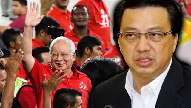 """UMNO bukan untuk Melayu sahaja.."" - Liow Tiong Lai"