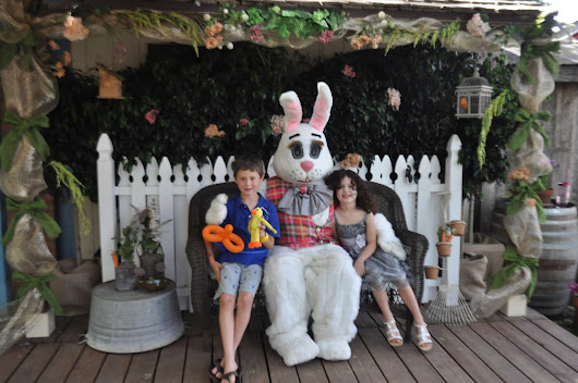 Los Angeles Zoo's Big Bunny's Spring Fling This Weekend | @LAZoo #Easter