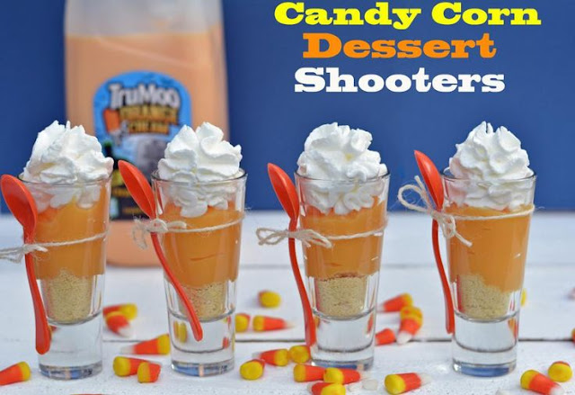 Candy Corn Dessert